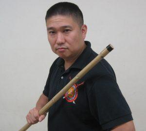 大原聡先生のフィリピン武術教室