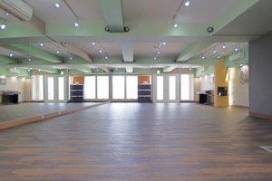 吉祥寺 レンタルスタジオ は 広々72.4㎡と大きめの レンタルスタジオ です