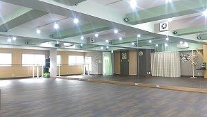 武蔵野市 ダンススタジオ は環境がいい