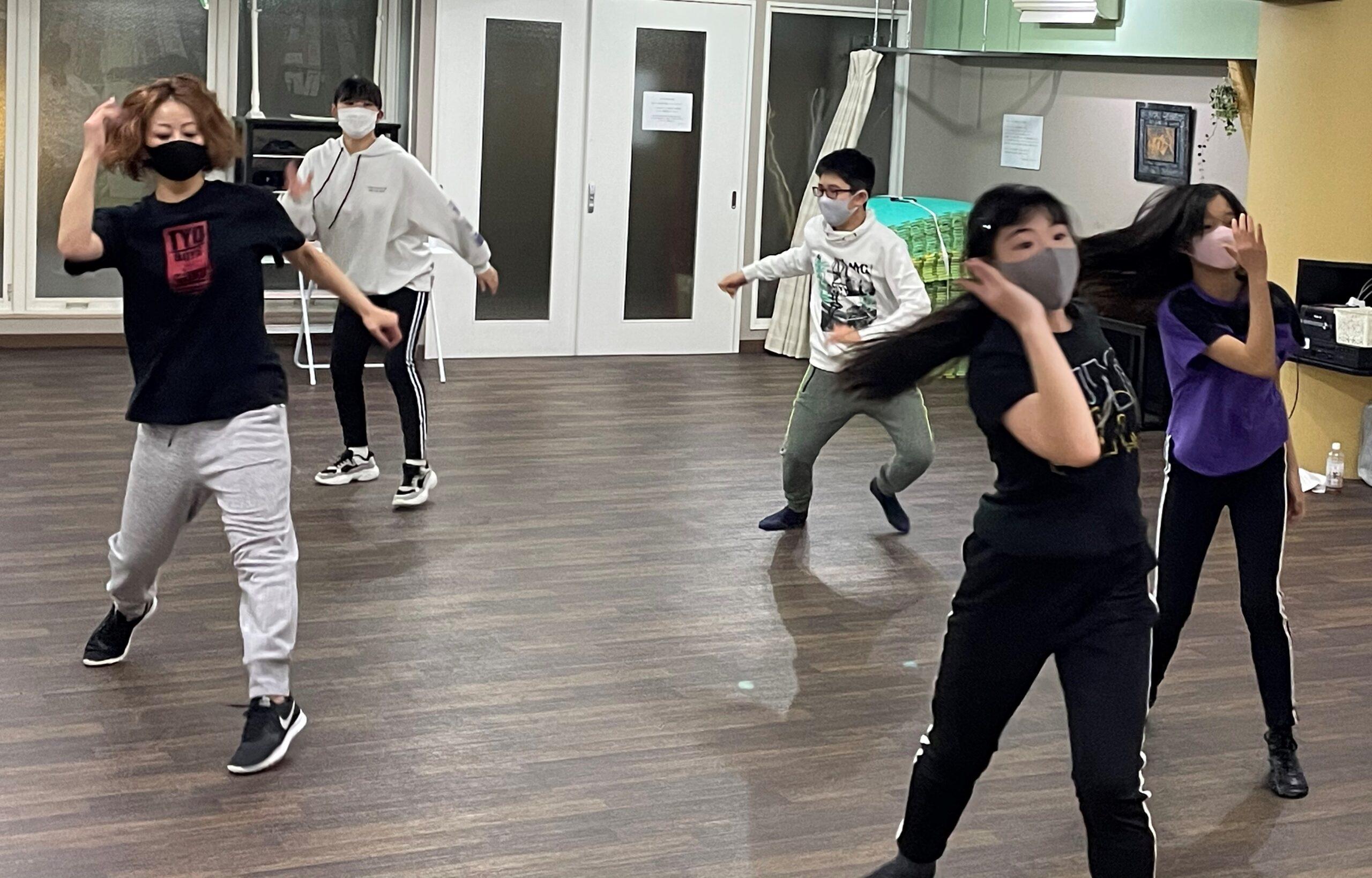 吉祥寺ダンススタジオ スクール