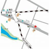 吉祥寺レンタルスタジオ 吉すた 地図 JPG形式(サイト用)